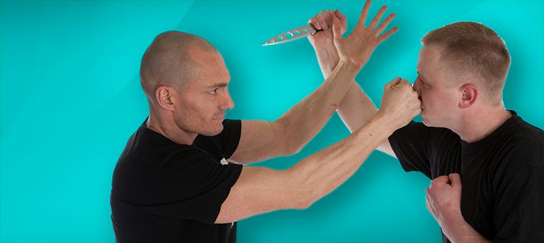 Krav-Maga-Knife-Defense