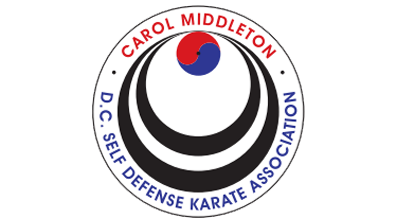 DC Self-Defense Karate Association logo