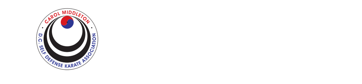 DC Self Defense Karate Association logo